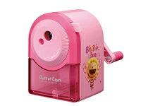 奶油獅大小通吃削鉛筆機 (粉紅) PS-403