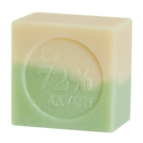 《雪文洋行》莫內花園的精靈(鈴蘭)72%馬賽皂-110g±10g 0