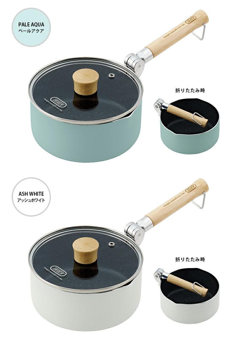 日本TOFFY 馬卡龍色系 牛奶鍋 (附蓋)16CM / K-NB2。共2色-日本必買(3350)|件件含運|日本樂天熱銷Top|日本空運直送|日本樂天代購