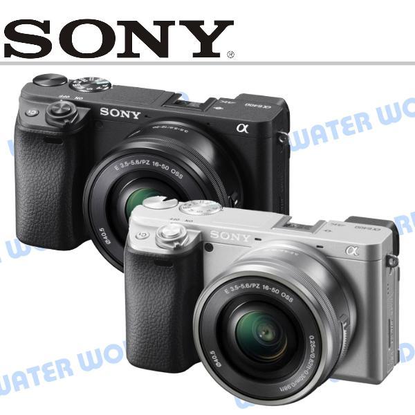 【中壢NOVA-水世界】SONY A6400L A6400 16-50mm 公司貨