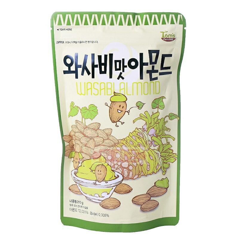 韓國 芥末杏仁果 大包裝