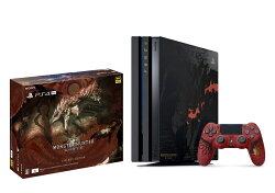 PS4 PRO 魔物獵人世界 Monster hunter world 限定版 主機 火龍機 台灣公司貨【台中恐龍電玩】