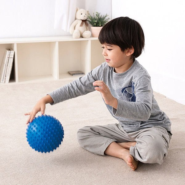 ~Weplay 身體潛能館~感官知覺 ~ 觸覺球 ^(15cm^) 6800KT3305