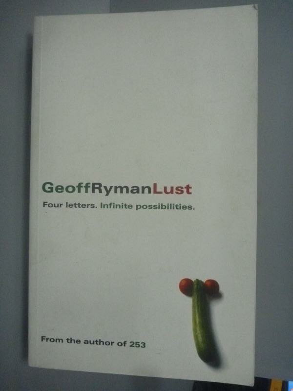 ~書寶 書T5/原文小說_ZIK~Lust Or No Harm Done_Geoff R