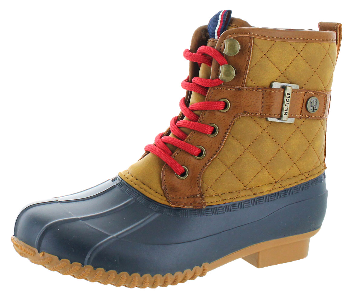 4255852f044dfc Tommy Hilfiger Ravel 2 Women s Quilted Duck Boots 0