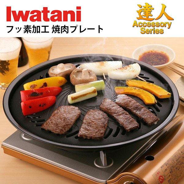 IWATANI日本岩谷圓型烤肉盤/燒烤盤 CB-P-Y3