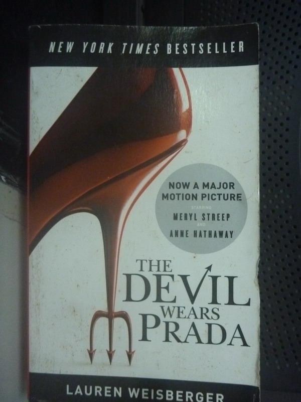 ~書寶 書T5/一般小說_IHW~The Devil Wears Prada_Lauren