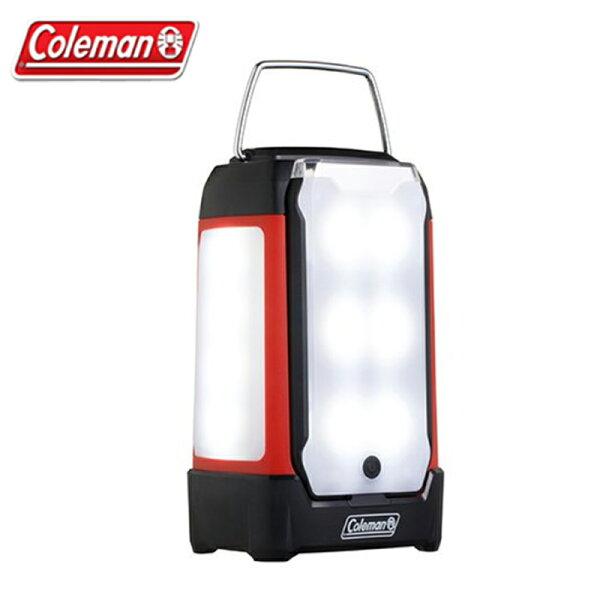 【露營趣】中和安坑ColemanCM-33144DUO面板型營燈LED營燈野營燈掛燈照明燈露營燈