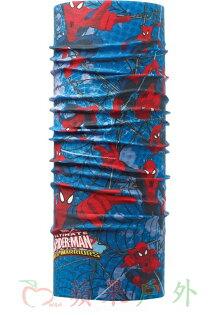 【【蘋果戶外】】BF111130西班牙BUFF魔術頭巾粉墨登場蜘蛛人迪士尼超級英雄青少年小孩兒童女生