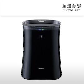 嘉頓國際SHARP【FU-JK50】空氣清淨機12坪捕蚊高濃度負離子除臭PM2.5花粉脫臭