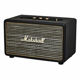 <br/><br/>  志達電子 ACTON Black黑色 英國搖滾經典 MARSHALL 藍芽喇叭 支援AUX 輸入<br/><br/>