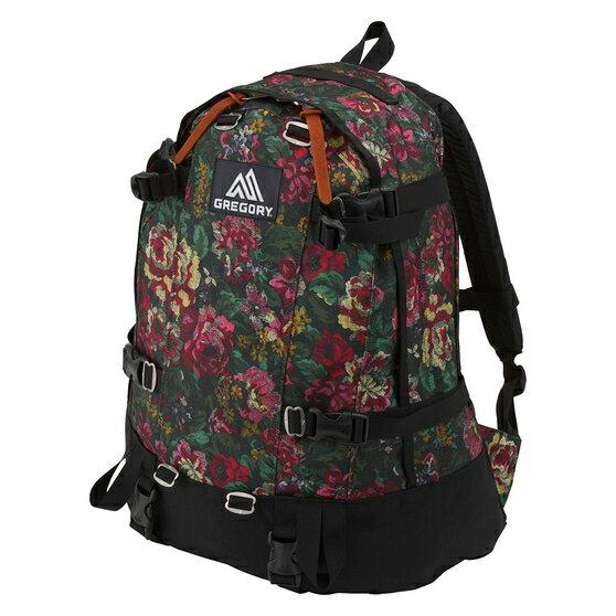 【【蘋果戶外】】GREGORY 65153 花園油彩 DAY & 1/2 pack 33L Garden Tapestry 休閒背包 日本潮包 都市旅遊 運動 爬山 74749