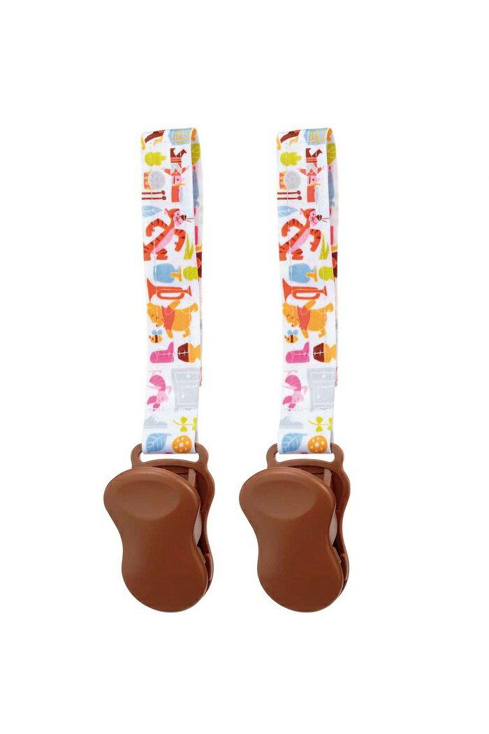 ViViBaby - Disney迪士尼維尼熊童趣毯子萬用夾(2入/組) 3