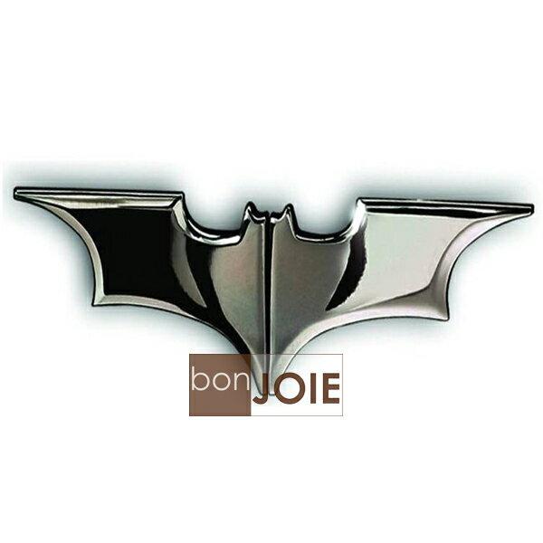 <br/><br/> ::bonJOIE:: 美國進口 GuDeKe 磁吸式 亮面款 黑銀色蝙蝠俠 鈔票夾 (全新) 錢夾 Batman 黑暗騎士<br/><br/>