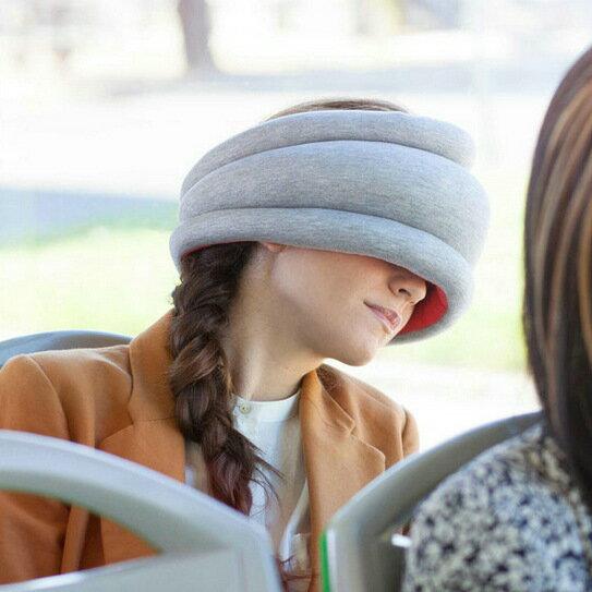 神奇鴕鳥枕旅行圍脖枕頭辦公室午睡枕