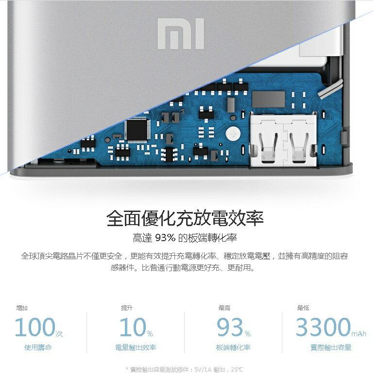 限量-官方代購 小米行動電源5000版本 小米 行動電源 充電器 USB 3