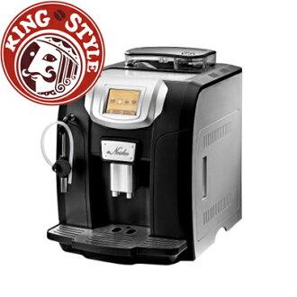 金时代书香咖啡 eNoska 义诺斯卡 全自动咖啡机 712T-尊爵黑