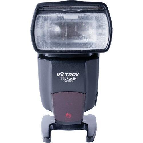 【普羅相機】LYTRO 專用閃光燈 (Viltrox JY680L TTL)