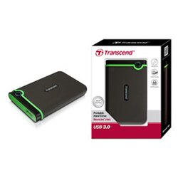 創見 Transcend 1TB USB3.0 StoreJet 25M3隨身硬碟(鐵灰色) 產品型號: TS1TSJ25M3