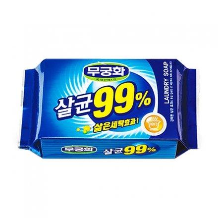 韓國MKH無瓊花抗菌洗衣皂230g【櫻桃飾品】【27417】