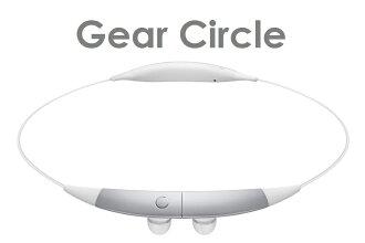 【原廠吊卡盒裝】三星 Samsung Gear CIRCLE 原廠時尚頸環式藍牙耳機 頸掛式(白色)