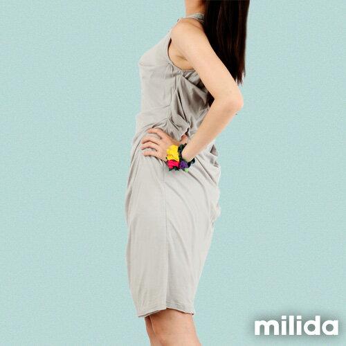 【Milida,全店七折免運】-早春商品-高雅款-氣質小禮服洋裝 2