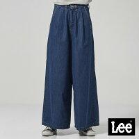 牛仔寬褲推薦到Lee 牛仔寬褲/DC-季節性版型-深藍色洗水就在Lee Jeans tw推薦牛仔寬褲Cosplay