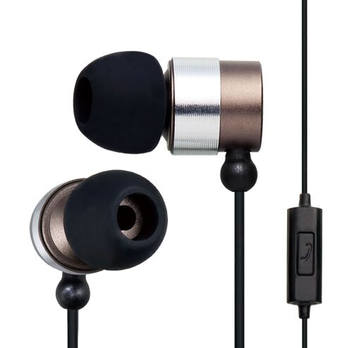 【迪特軍3C】E-books S7 線控接聽鋁製耳道式耳機 智慧手機專用接聽鍵+隱藏式智慧手機麥克風