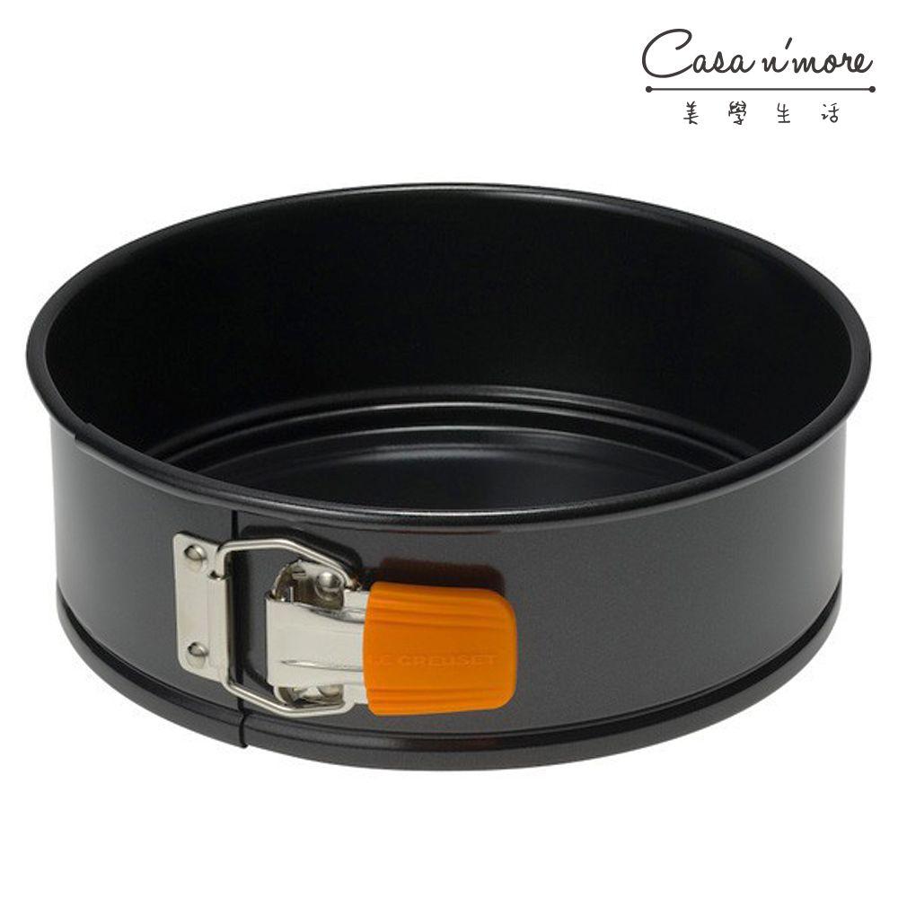 Le Creuset 模具 蛋糕盤 圓形烤盤 黑色 20cm