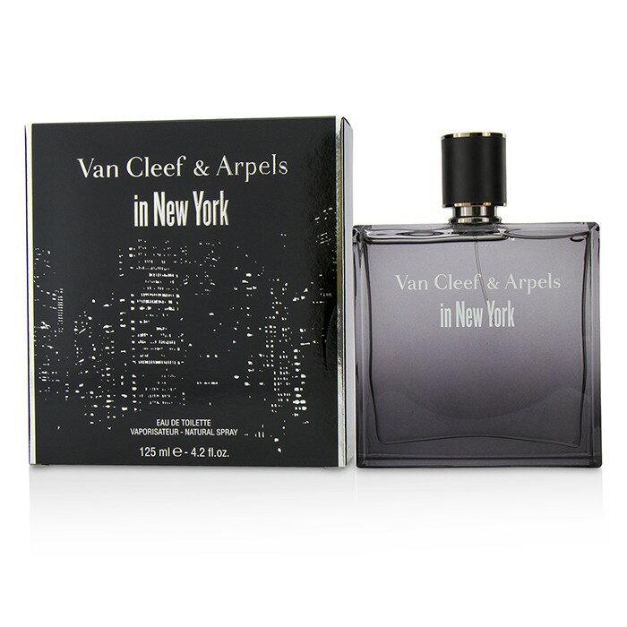 Van Cleef & Arpels 梵克雅寶 In New York 時尚紐約男性淡香水 125ml/4.2oz