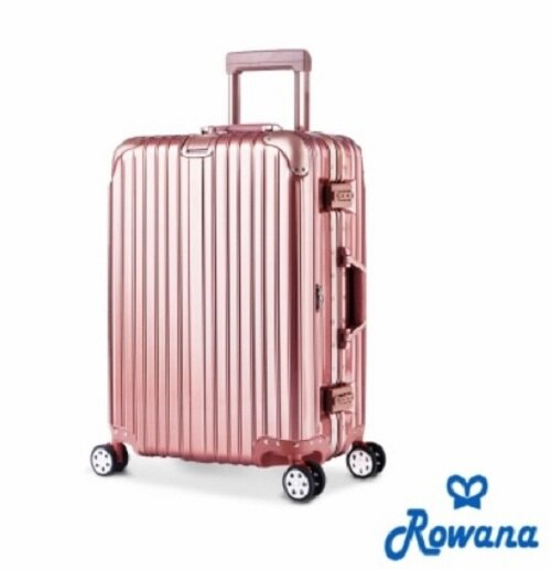 【Rowana】 星鑽冰糖29吋 彈簧輪直條 PC平框避震 旅行箱/行李箱【H00149】