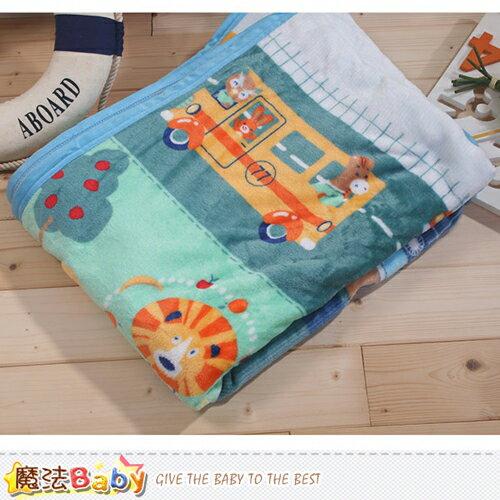 法蘭絨毛毯 150x200cm包邊款 四季毛毯 魔法Baby~w63009