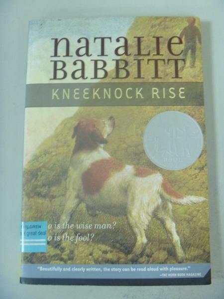 【書寶二手書T5/原文小說_IBH】Kneeknock Rise_Babbitt, Natalie