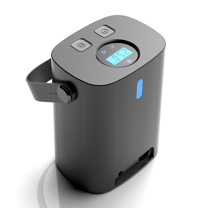 【LEADEER 領鹿】輪胎充氣寶 無線款|電動打氣筒 打氣機 輪胎充氣機 充氣機 打氣機