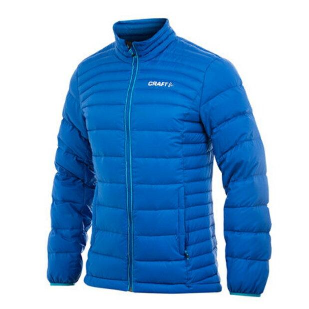 【露營趣】中和 瑞典 CRAFT 1902294 輕量羽絨外套 男羽絨外套 防潑水 羽絨衣 羽絨夾克 登山旅遊賞雪