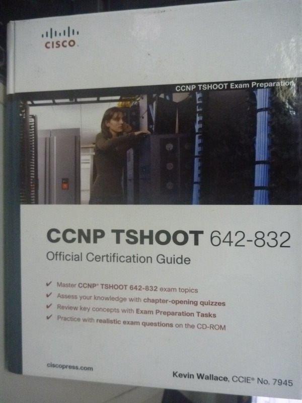 ~書寶 書T5/電腦_ZCO~CCNP TSHOOT 642~832 Official
