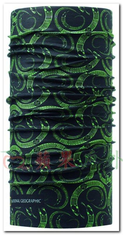 【【蘋果戶外】】BF110919 西班牙 BUFF 魔術頭巾 HOFF 國家地理頻道 透氣吸汗速乾登山單車經典款
