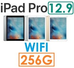 【原廠貨】蘋果 APPLE iPad Pro 12.9 平板 256G(WIFI 版)2017