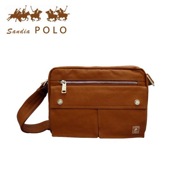 <br/><br/> 加賀皮件 Sandia Polo 多色/雙口袋/斜背包/側背包/肩背包 PO35-637<br/><br/>