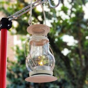 美麗大街【S106121402】復古媒油燈造型手提燭台小夜燈.露營燈