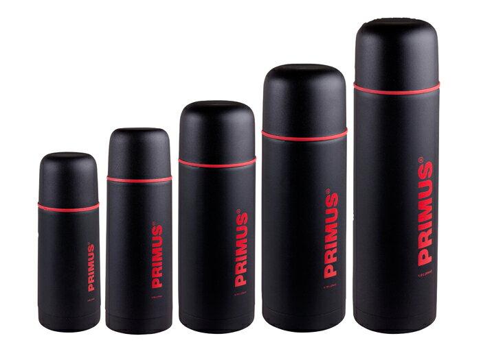 【露營趣】中和安坑 瑞典 Primus 732352 0.35L 超輕雙層真空保溫水壺 不鏽鋼保溫瓶 保溫壺 熱水瓶
