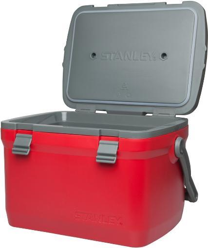 ├登山樂┤ 美國 Stanley 15.1L Cooler 冰桶 好運紅 # 10-01623-RD 0