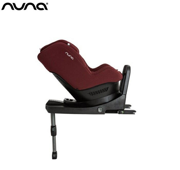 【限量贈borny蝴蝶枕&汽座保護墊!!】荷蘭【Nuna】rebl 兒童安全座椅-紅色 3