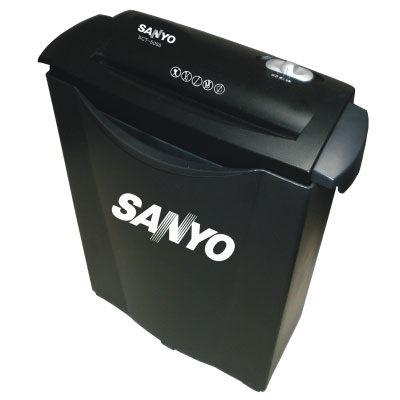 《SANYO》三洋直條式碎紙機 SCU-5068 13公升