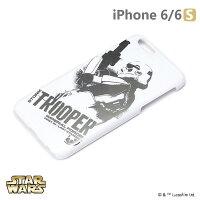 正版 Starwars iPhone 6/6s 星際大戰 金箔硬殼光明系列 - 突擊兵