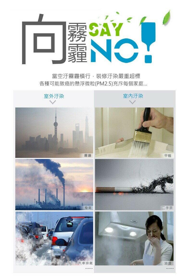 寶藏閣 PATRON PM-100 空氣品質檢測儀 公司貨 空氣汙染 警報提醒 USB 充電 PM2.5 濕度 溫度 6