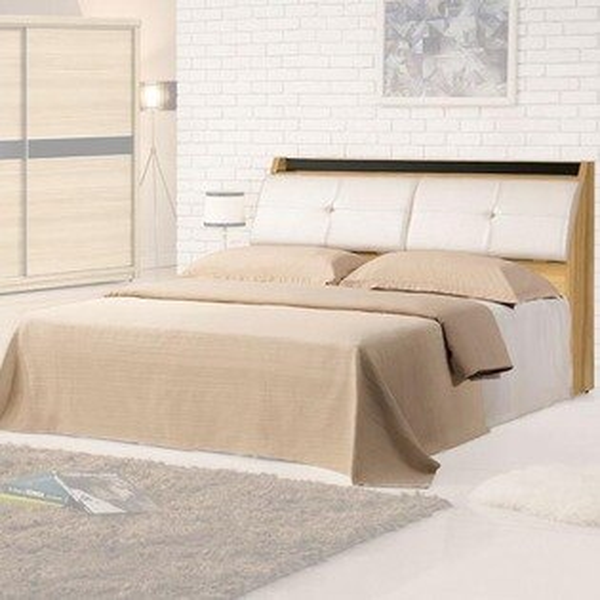 床組 雙人床組 床台 房間組 臥室《Yostyle》傑米床台組-雙人加大6尺