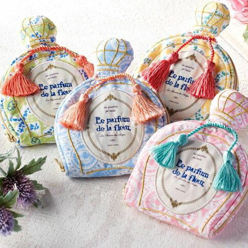 DESTINOSTYLE】古典馬卡龍香水造型首飾包