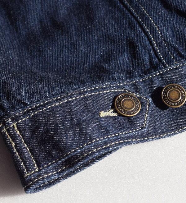 e-zakkamania / 率性牛仔外套 / 32617-1801243。2色。(4902)日本必買代購 / 日本樂天 8