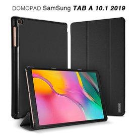 DUX DUCIS 三星Galaxy Tab A10.1吋(2019) T510/T515平板保護套 防摔三折皮套